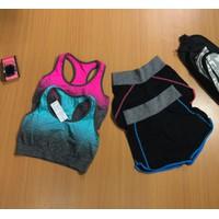 TT 31 - Bộ quần áo thể thao nữ tập Gym Yoga Aerobic
