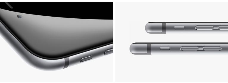 iPhone 6 thiet ke