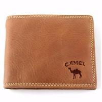 Ví Da Nam CAMEL Cao Cấp - Có Hộp