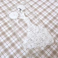Ốp lưng dẻo iPhone 6 Plus hình cô dâu dễ thương