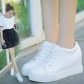 Giày sneaker nữ nâng đế dễ thương Hàn Quốc - SG0322