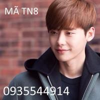 Tóc nam thời trang Hàn Quốc TN8