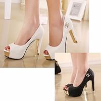 Giày cao gót GD458 nhập khẩu