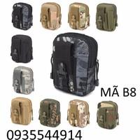 Túi đeo hông phong sách quân đội B8