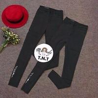 Quần nữ Skinny Jean
