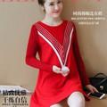 Hàng nhập loại 1 - Đầm Suông Len xinh xắn - DSL00833