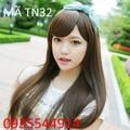 Tóc nữ tiểu thư Hàn Quốc TN32