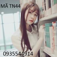 Tóc nữ tiểu thư Hàn Quốc TN44