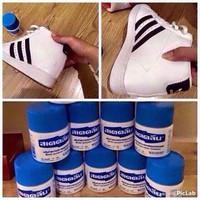 Kem làm sạch vệ sinh túi và giày đa năng Thái Lan