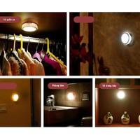 Đèn chiếu sáng CẢM BIẾN THÂN NHIỆT dán tường