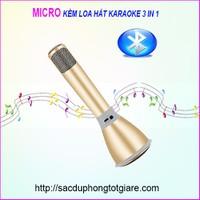 Micro Liền Loa karaoke 3in1 K068