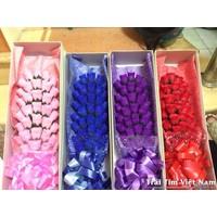 hoa hồng sáp thơm -33 bông