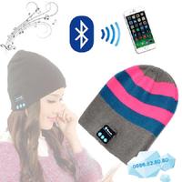 Mũ len kết nối bluetooth nghe nhạc