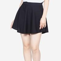 Chân váy xòe ngắn trên gối Beverley Clay