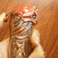 Bật lưa kiêm dao bấm độc đáo