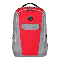 Balo laptop Simplecarry H3 Red-Grey