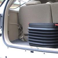 Thùng đựng đồ co giãn trên xe hơi