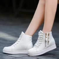 giày sneaker nâng đế hàn quốc