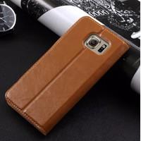 Bao da iCOOL Samsung Galaxy S6 Leather Cao cấp