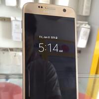 Samsung galaxy S7 32GB Black Gold