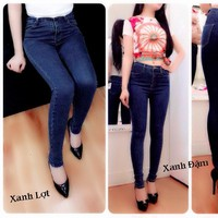 Quần Jeans Nữ 2da Cao Cấp