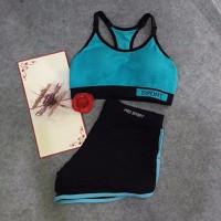 Bộ quần Áo thể thao tập Gym- Yoga cho nữ