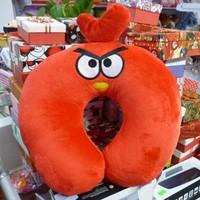 Gối cổ, gối dựa cổ, gối tựa cổ, gối chữ u  hình Angry Birds
