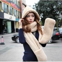 Mũ khăn lông cừu cao cấp MK56