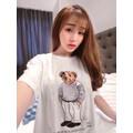Áo thun hình gấu kute Thái Lan