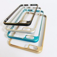 Ốp viền nhôm iPhone 6 Plus Lens Protector mẫu 2