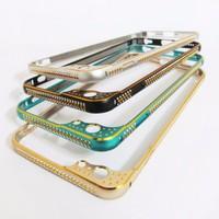 Ốp viền nhôm iPhone 6 Plus Lens Protector mẫu 1