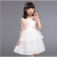 Đầm công chúa cho bé gái từ 3 đến 10 tuổi - #9727