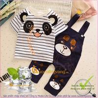Bộ quần áo bé trai bé gái đẹp GLSET019