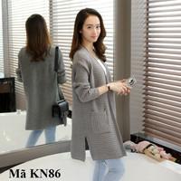 Áo khoác len cardigan nữ KN86