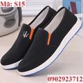 Giày Lười Nam Thể Thao Cá Tính Hàn Quốc Siêu Bền - S15