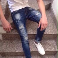 quần jean nam rách