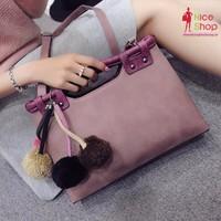 Túi xách tay Hàn Quốc thời trang thu đông