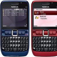 Điện thoại Nokia E63 đầy đủ phụ kiện