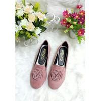 Giày bệt Bông hoa xinh G122