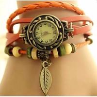 Giới thiệu sản phẩm Đồng hồ nữ dây giả da Lucky