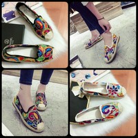 Hàng loại 1 giày bata nữ ren hoa