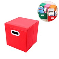 Combo 2 Tủ vải khung cứng nhiều màu có nắp đựng đồ thu gọn nhà cửa