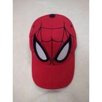Nón kết bé trai siêu nhân nhện -3