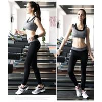 sét quần + áo thể thao tập Gym, Yoga cho nữ
