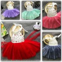 Đầm công chúa cổ yếm xinh xắn HB379