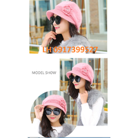 Mũ len nữ cao cấp L12NB2