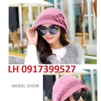 Nón len nữ cao cấp L12NB2