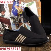 Giày Lười Nam Hàn Quốc Cao Cấp - S12