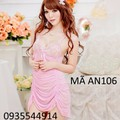 Váy ngủ gợi cảm Hàn Quốc AN106