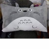 Gối Totoro  siêu dễ thương , 6 tấc , vải thú bông